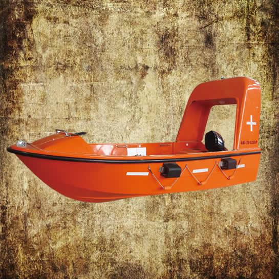 JYB40R Rescue Boat