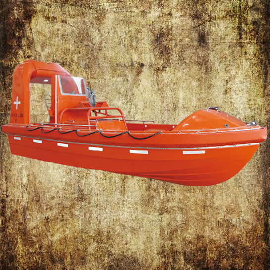 JYB55KR fast rescue boat