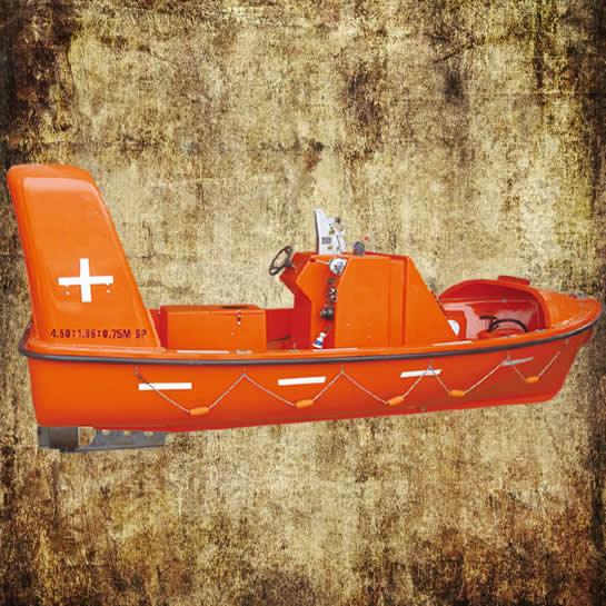 SC45K Rescue Boat