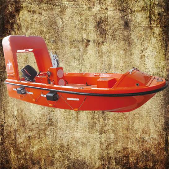 SC45KR Rescue Boat