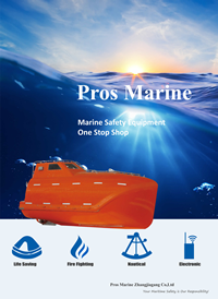 marine safety equipment brochure