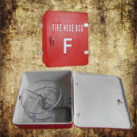 Fiberglass Fire Hose Box Double Side Treated