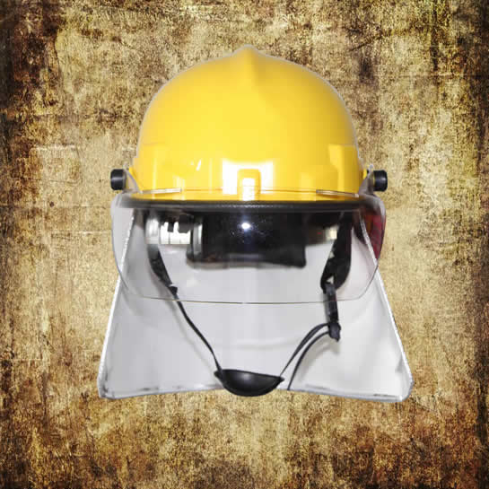 Fire Fighter Helmet Type 02