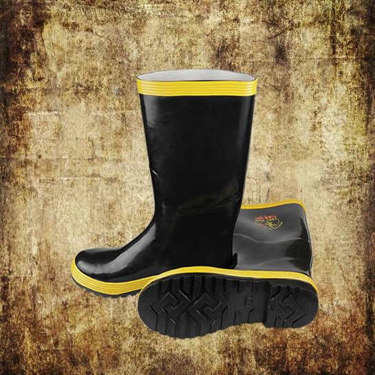 Fireman Rubber Boots Type 97