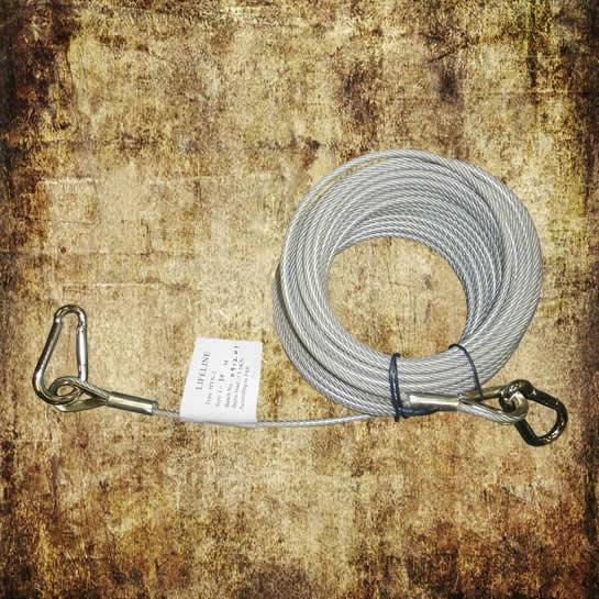 Fireproof Lifeline Wire Rope