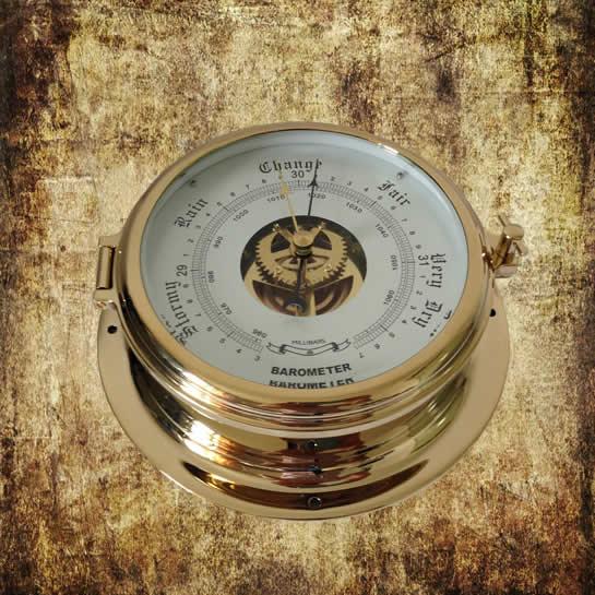 GL198-BO Marine Aneriod Barometer