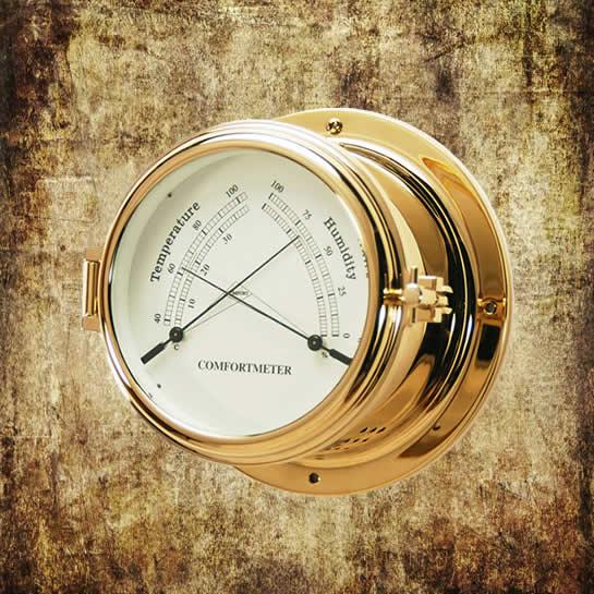 GL198-TH Dia Thermometer Hygrometer