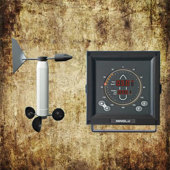 Wind Vane and Anemometer