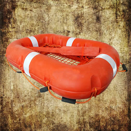 8 Persons life float