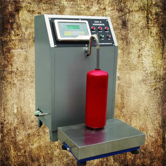 AFFF Foam Extinguisher Refilling Machine