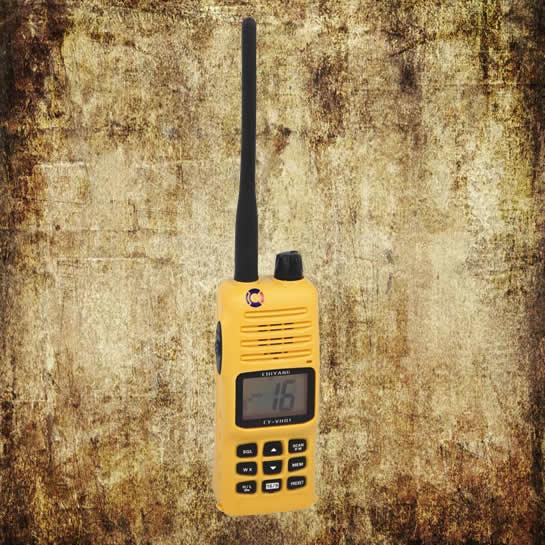 Two-way VHF Radio Telephone