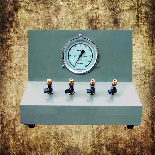 fire extinguisher manometer calibrator