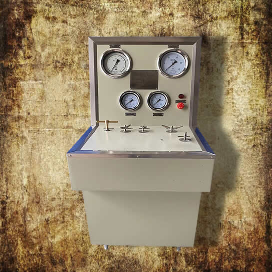 FM200 filling machine manual type