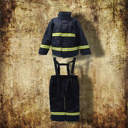 Nomex Firefighter Suit