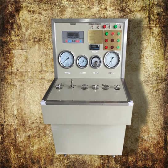 HFC-227ea(FM200) Refilling Machine
